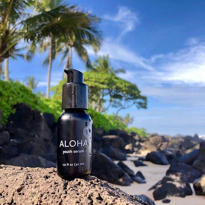 Сыворотка для молодости кожи Aloha Youth Serum