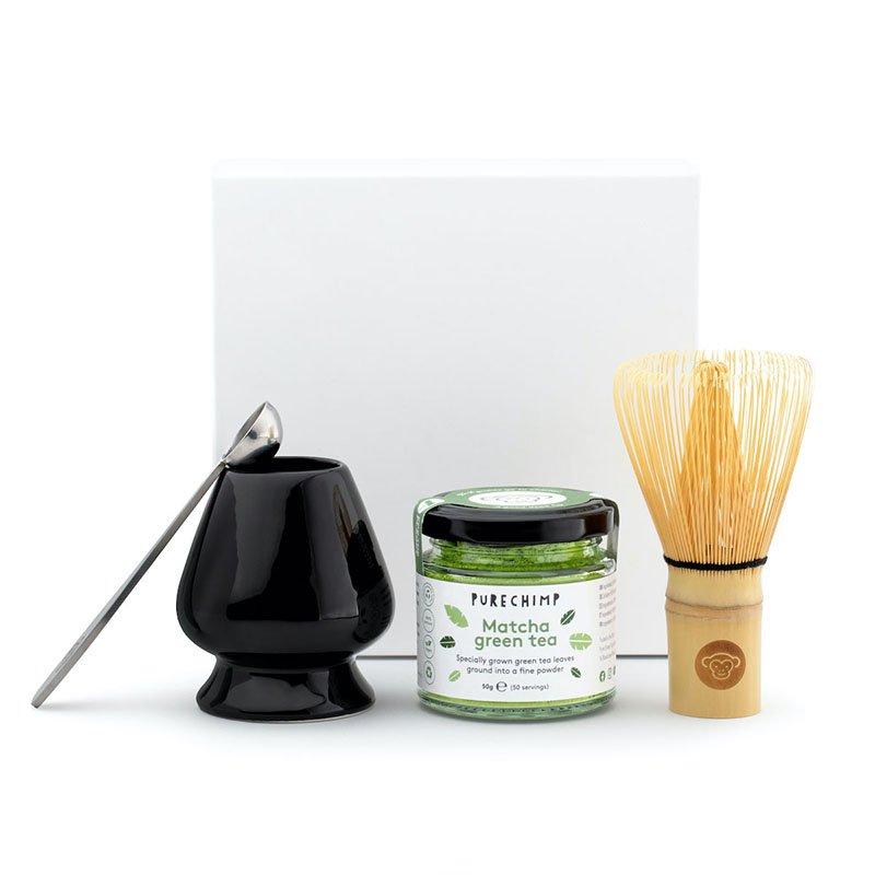 PureChimp Matcha Green Tea Gift Set