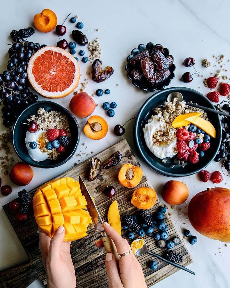 продукты, богатые витамином С, снижают уровень тревожности