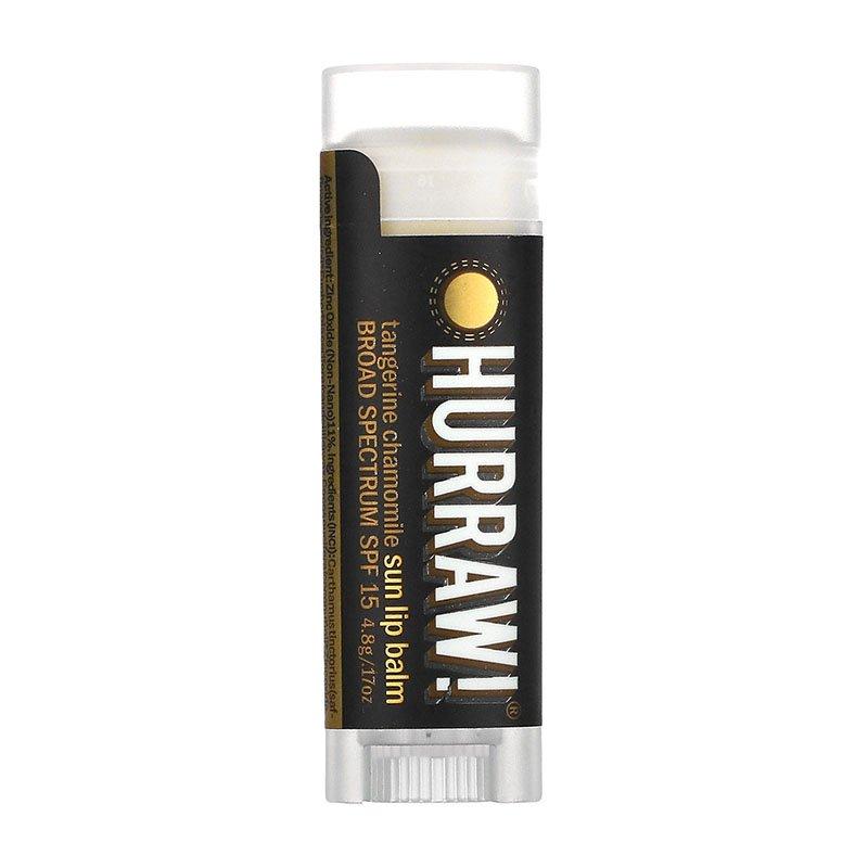 солнцезащитный бальзам для губ Hurraw! Balm Sun Lip Balm SPF15