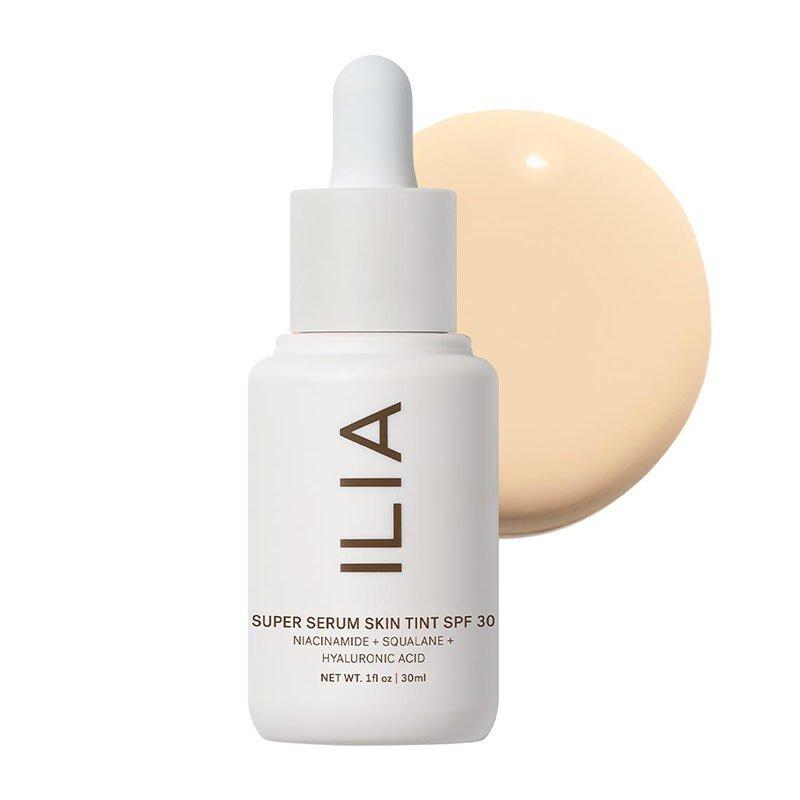 солнцезащитная тональная база Ilia Super Serum Skin Tint Broad Spectrum SPF30
