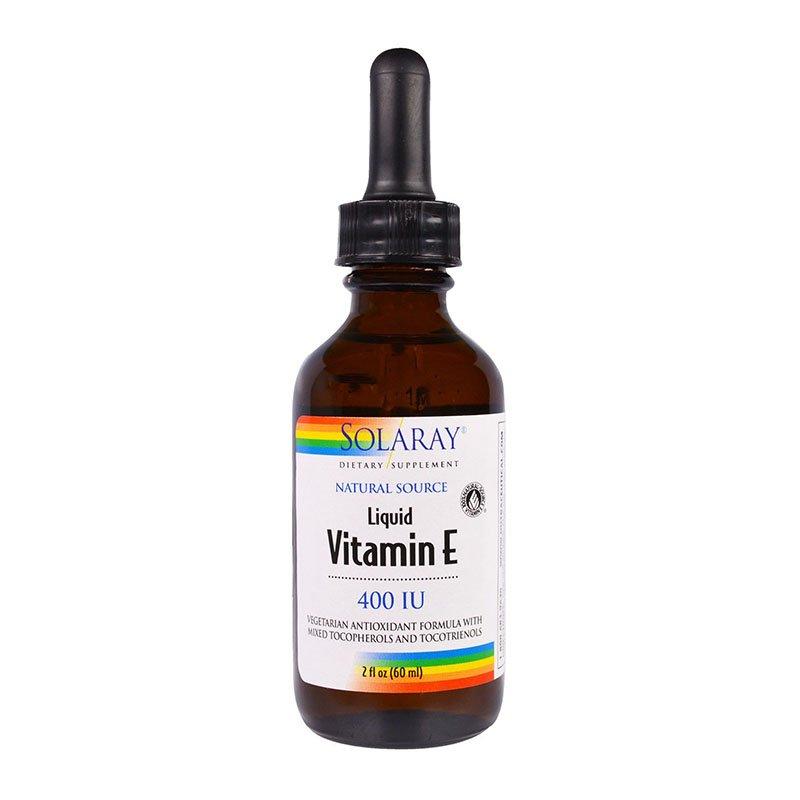 жидкий витамин Е Solaray Vitamin E