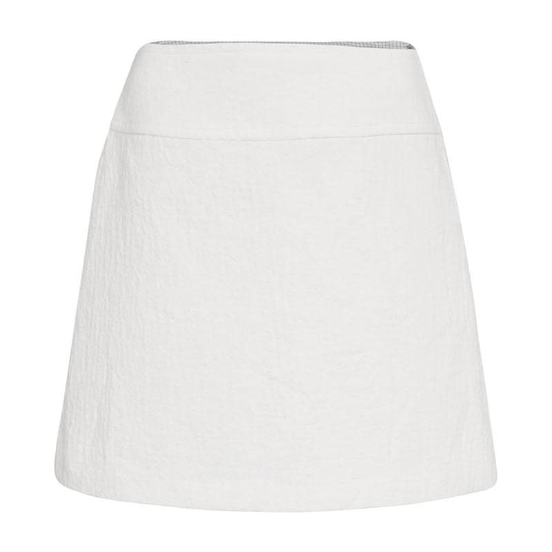 Mini-jupe taille haute APC Wright