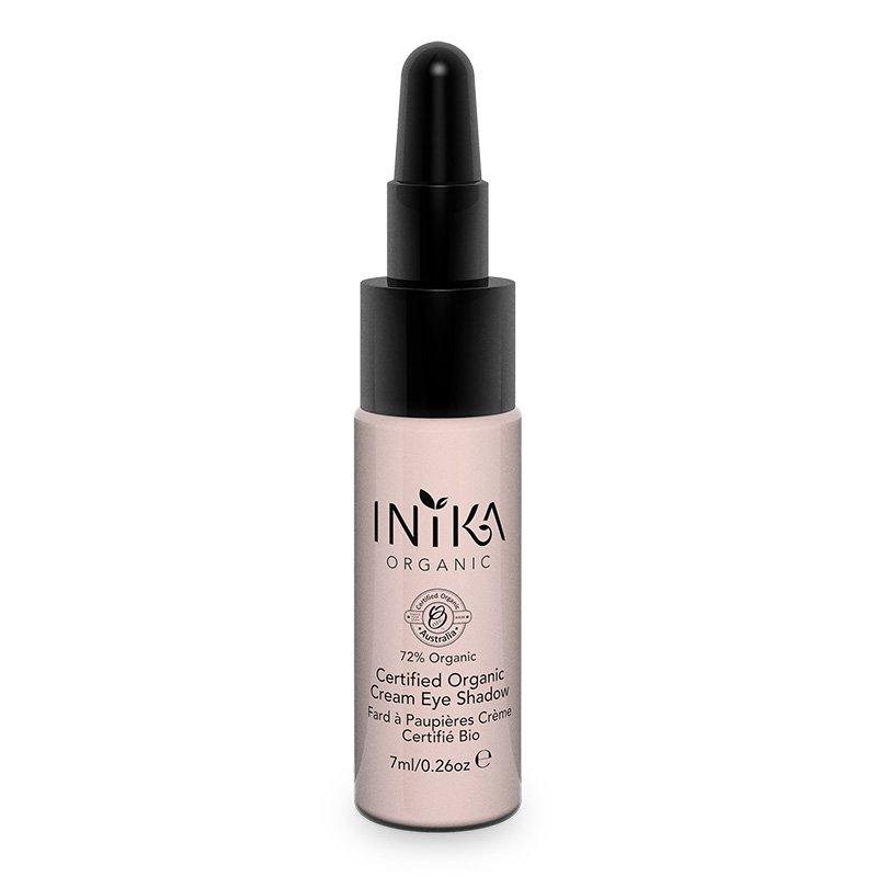 жидкие тени Inika Organic Certified Organic Cream Eyeshadow