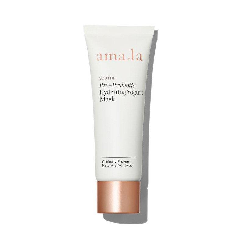 Le choix de Tatiana Korsakova : Amala Pre + Masque Yaourt Hydratant Probiotique
