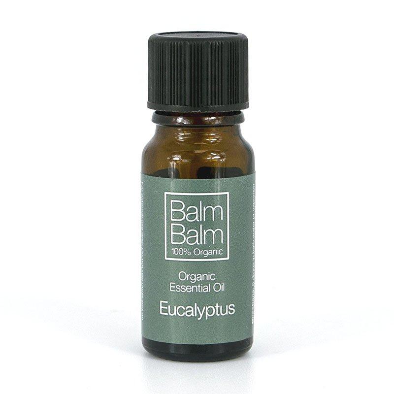 Baume baume eucalyptus globuleux