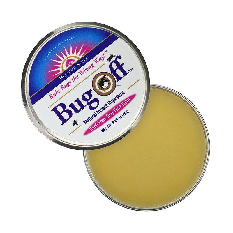 Heritage Store Insectifuge naturel Bug Off
