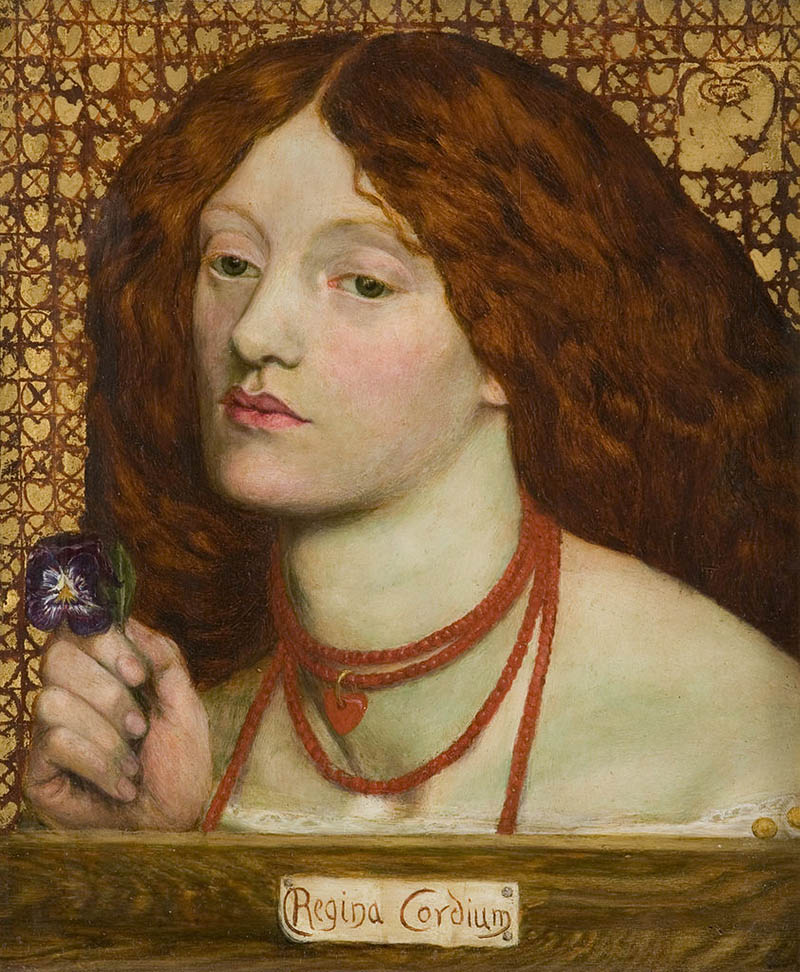 """Королева сердец"" (1860)"