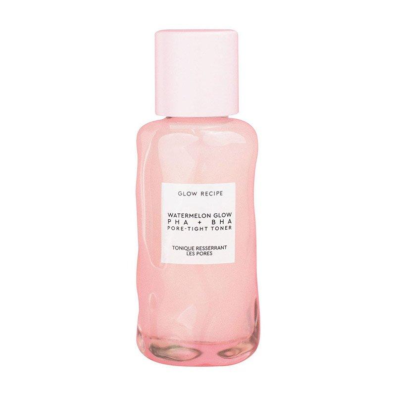 Toner acide GLOW RECETTE Watermelon Glow PHA + BHA Toner anti-pores