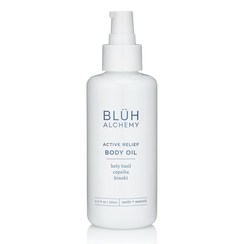 Blüh Alchemy Active Relief Body Oil