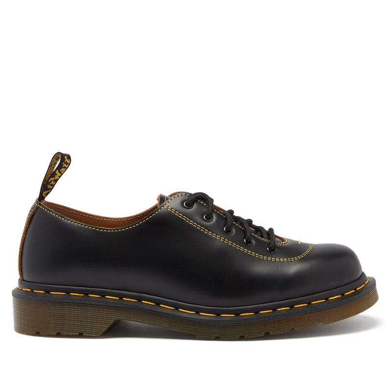 DR. MARTENS Glyndon leather Derby shoes
