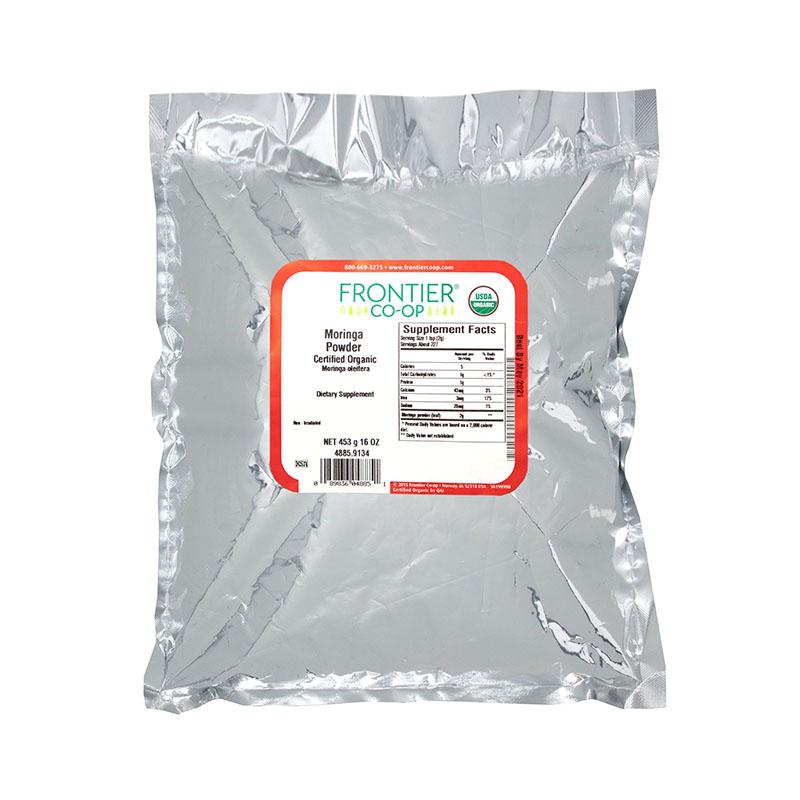 Frontier Natural Products Moringa Powder