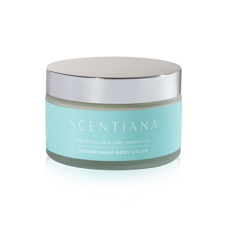 Крем для тела Scentiana Replenishing Body Cream