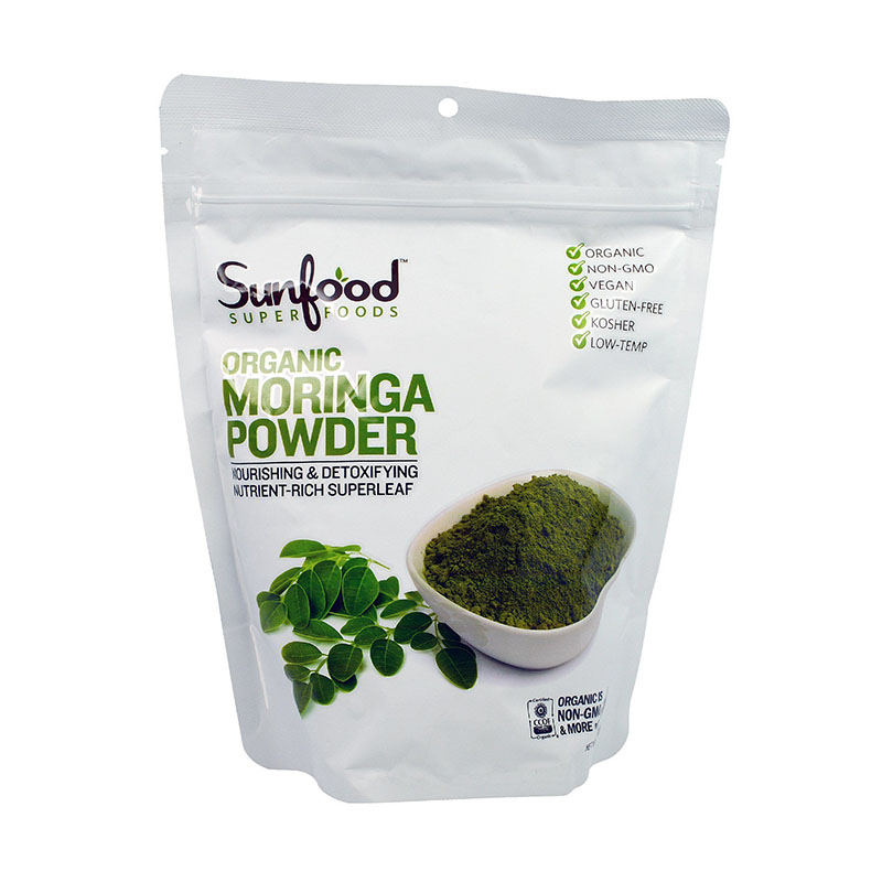Sunfood Organic Moringa Powder