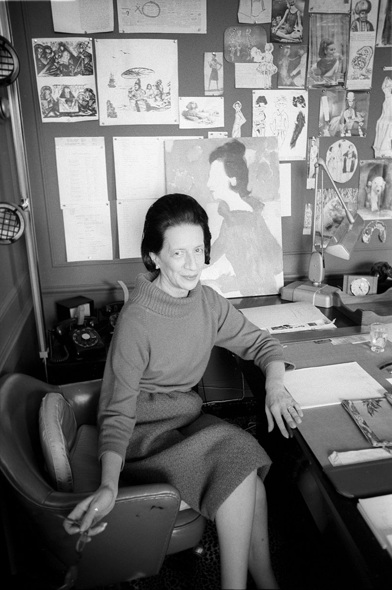 Диана Вриланд (1953)